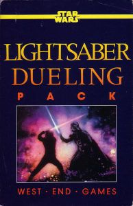 Star Wars Lightsaber Dueling