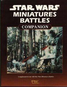 Star Wars Miniatures Battles Companion