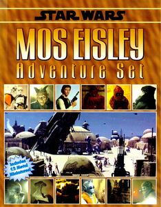 Star Wars: Mos Eisley Adventure Set