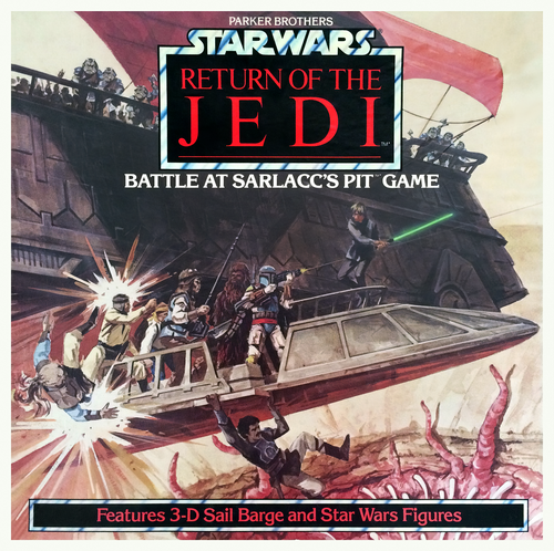 Star Wars: Return of the Jedi – Battle at Sarlacc's Pit