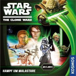 Star Wars: The Clone Wars – Kampf um Malastare