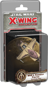 Star Wars: X-Wing Miniatures Game – M12-L Kimogila Fighter Expansion Pack