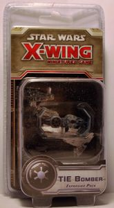Star Wars: X-Wing Miniatures Game – TIE Bomber Expansion Pack