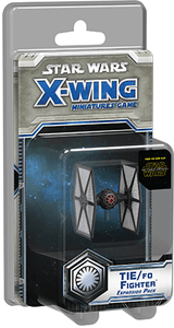 Star Wars: X-Wing Miniatures Game – TIE/fo Fighter Expansion Pack