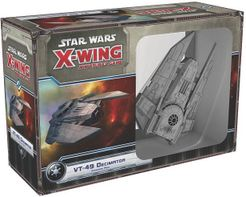 Star Wars: X-Wing Miniatures Game – VT-49 Decimator Expansion Pack