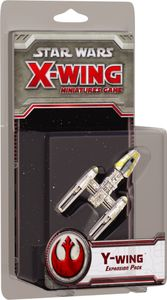 Star Wars: X-Wing Miniatures Game – Y-Wing Expansion Pack