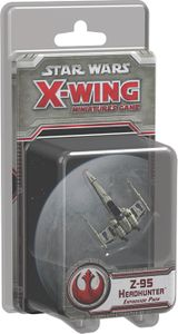 Star Wars: X-Wing Miniatures Game – Z-95 Headhunter Expansion Pack