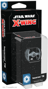 Star Wars: X-Wing (Second Edition) – Inquisitors' TIE Expansion Pack