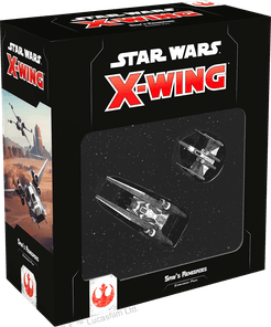 Star Wars: X-Wing (Second Edition) – Saw's Renegades Expansion Pack