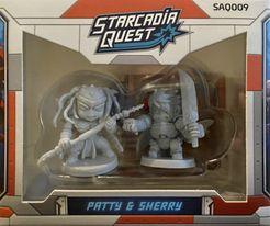 Starcadia Quest: Patty & Sherry