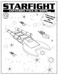 Starfight: Expansion Pack III – ships