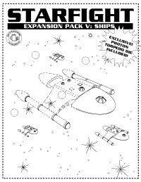 Starfight: Expansion Pack V – Ships