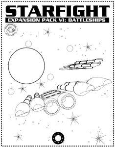 Starfight: Expansion Pack VI – Battleships