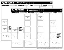 Starfight: Mohrg Empire Captains