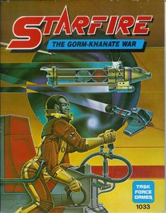 Starfire: The Gorm-Khanate War