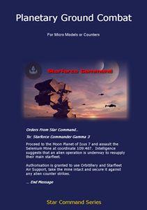 Starforce Command: Planetary Ground Combat