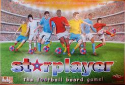 Starplayer: The Football Board Game