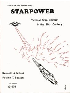 Starpower: Tactical Ship Combat in the 29th Century