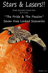 Stars & Lasers!!: The Pride & The Passion