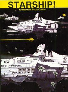 Starship!: 3D Miniature Space Combat