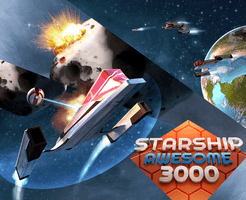 Starship Awesome 3000