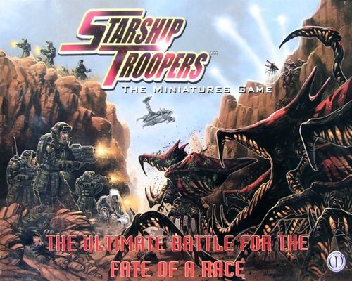 Starship Troopers Miniatures Game