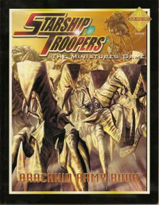 Starship Troopers Miniatures Game: Arachnid Army Book
