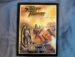 Starship Troopers Miniatures Game: Skinnies Army Book