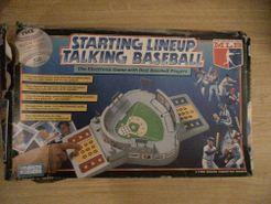 Starting Lineup Talking Baseball