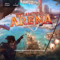 SteamPunk Arena
