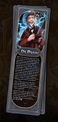 Steampunk Rally: Dr. Braun