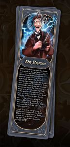 Steampunk Rally: Dr. Braun