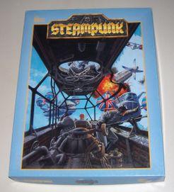 Steampunk: War Baloon