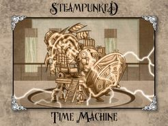 Steampunked Time Machine