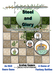 Steel & Glory 5: Holy Blessings