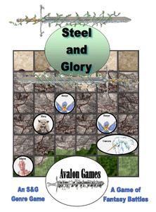 Steel & Glory 6: Dance of War and Magic