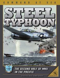 Steel Typhoon: Command at Sea Volume X