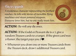 Stevepunk (fan expansion for Council of Blackthorn)