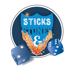 Sticks, Stones and Dragonflame