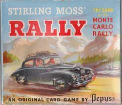 Stirling Moss' Rally