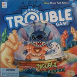 Stitch Trouble