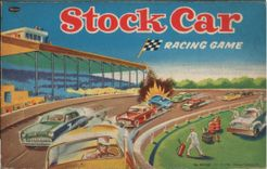 Stock Car Racing Game
