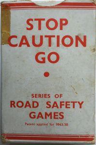 Stop Caution Go