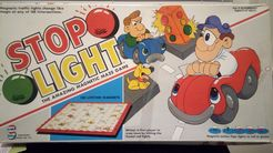 Stop Light:The Amazing Magnetic Maze Game