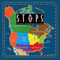 Stops: North American Edition