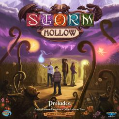 Storm Hollow: A Storyboard Game