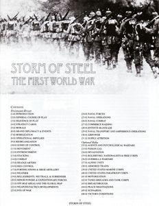 Storm of Steel: Expansion Kit