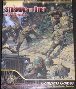 Storming the Reich: D-Day to the Ruhr
