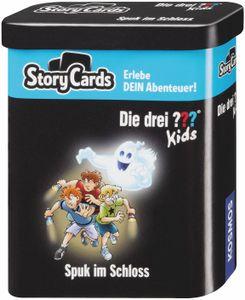 StoryCards: Die drei ??? Kids – Spuk im Schloss