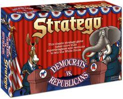 Stratego: Democrats vs. Republicans